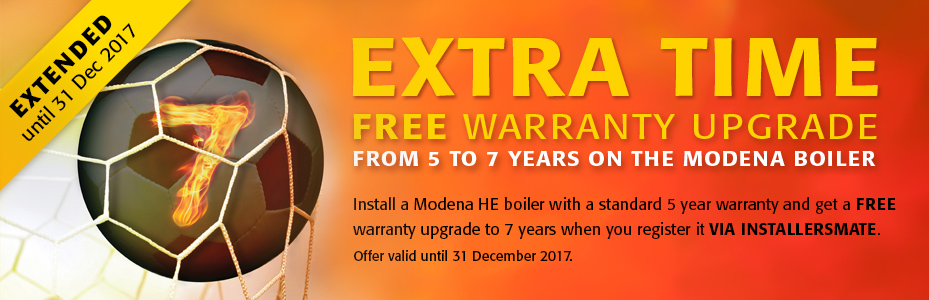 Installersmate Warranty Upgrade Promo Extension
