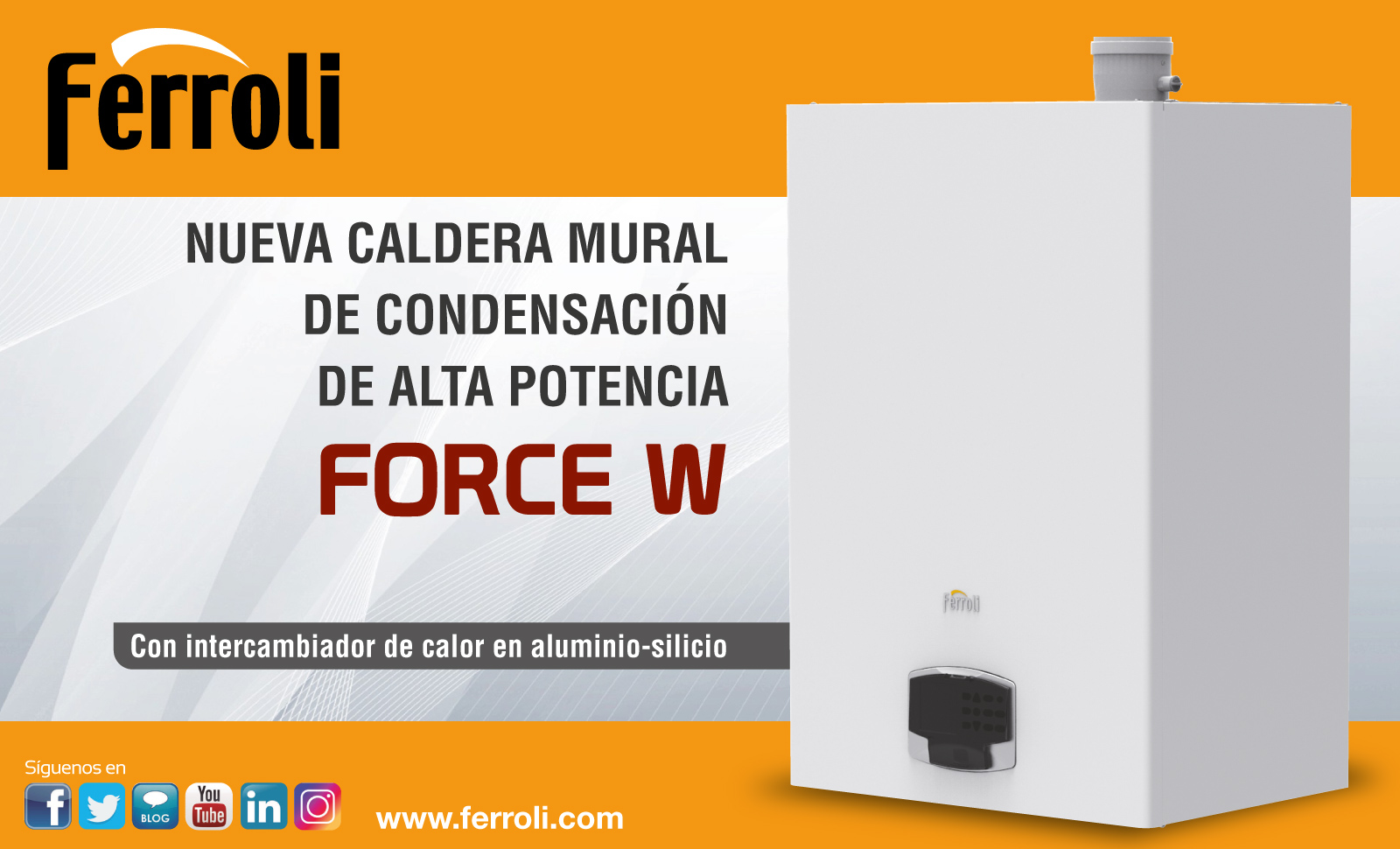 Lanzamiento Force W