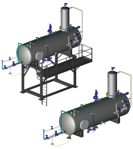 PRESSURIZED THERMAL DEGASSING DGST
