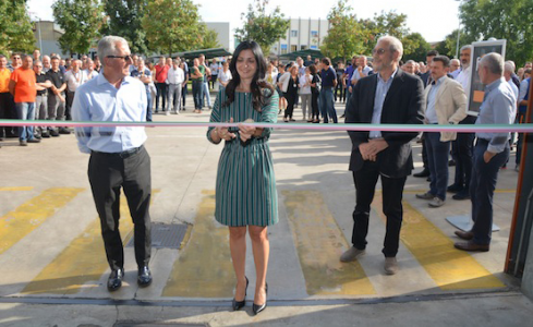 OPENING of The NEW LOGISTIC CENTER of Ferroli Group !