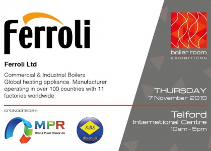 Ferroli on tour - next stop Boiler Room Exhibitions Thursday 7th November!